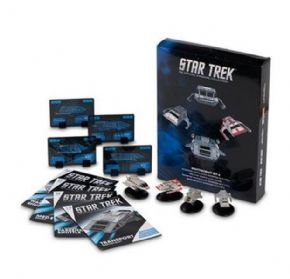 Star Trek Official Starships Collection Shuttlecraft Series 4 Set Eaglemoss